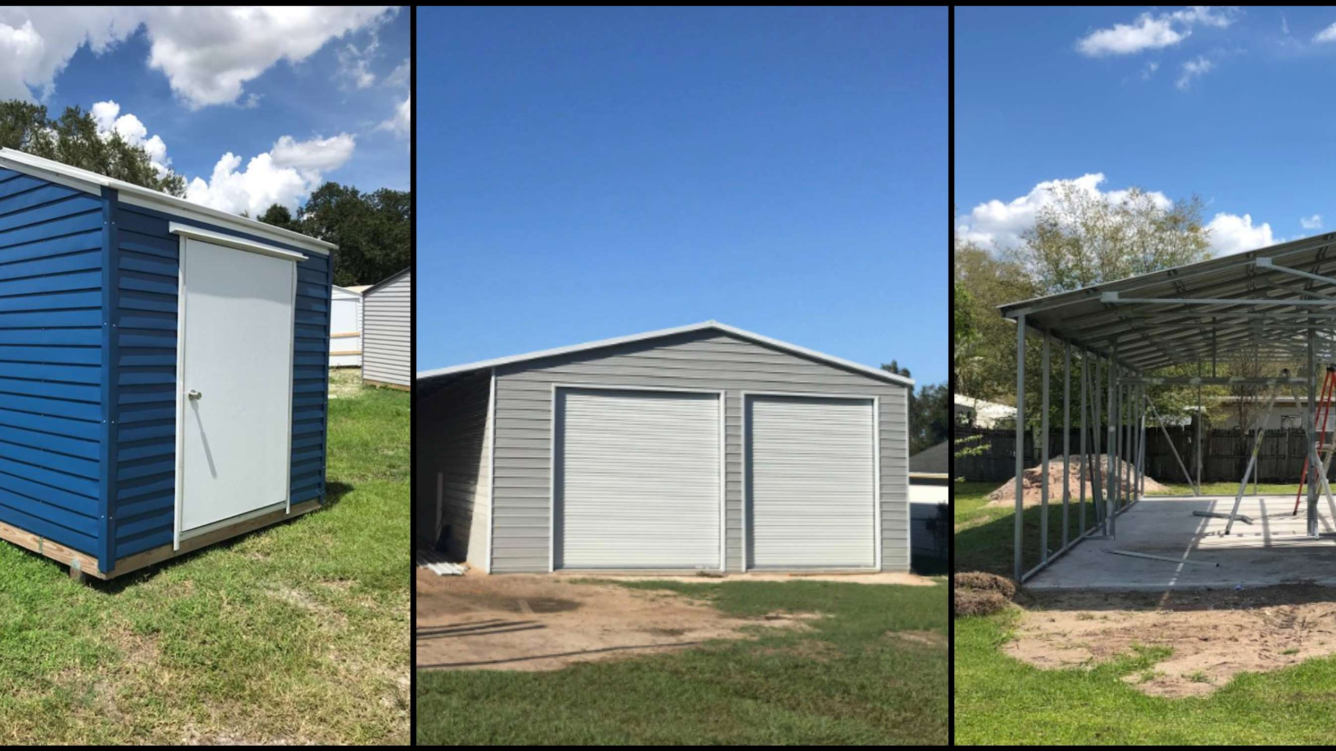 Custom Metal Buildings | Zephyrhills & Tampa, FL | Southeast