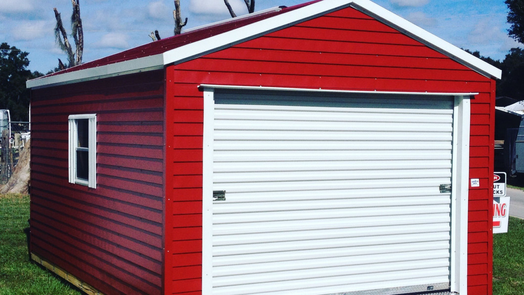 Are You Running Out of Storage Space? Contact Southeast Building and Shed